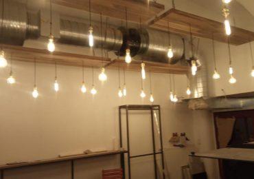 Lichtinstallation 4