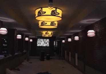 Lichtinstallation 12