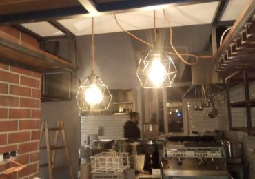 Lichtinstallation 8